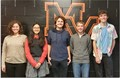 MVHS students who were recognized by National Merit Scholarship Program.