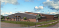Artist rendering of the Mount Vernon Athletic Complex