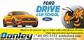 Drive 1 For Your School Logo