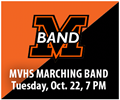 MV Marching Band Logo