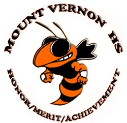 Honor, Merit and Achievement Roll Icon with the Yellow Jacket Mascot.