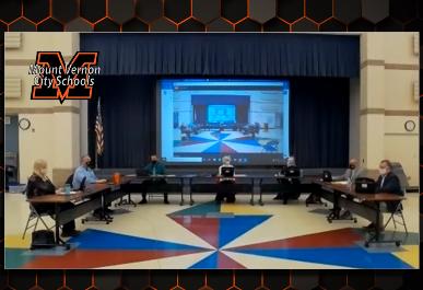 October Board of Education Meeting