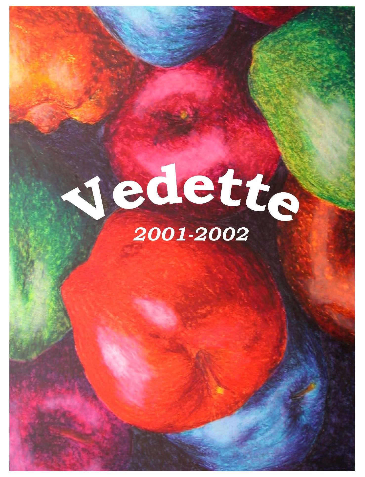 Vedette Cover 2001-2002