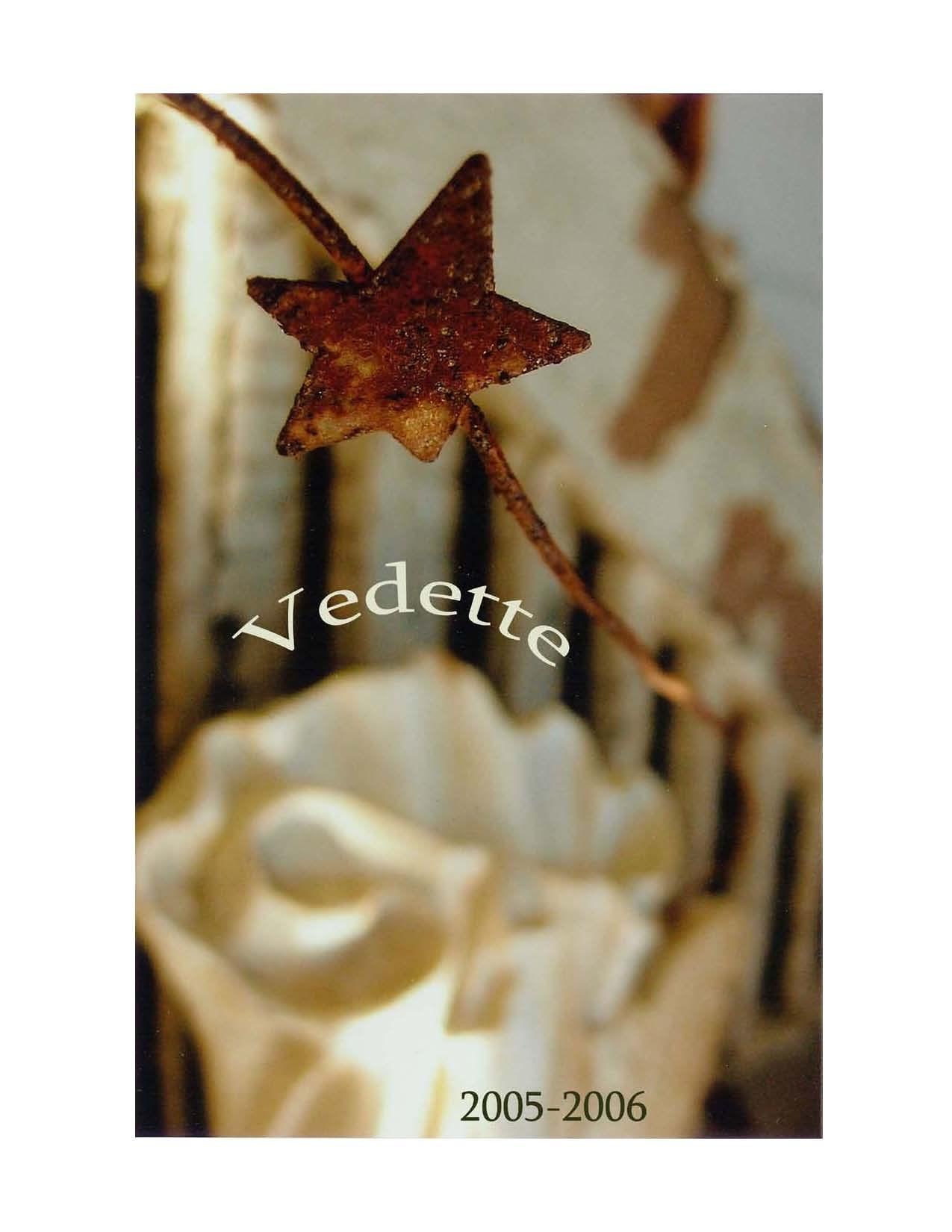 Vedette Cover 2005-2006