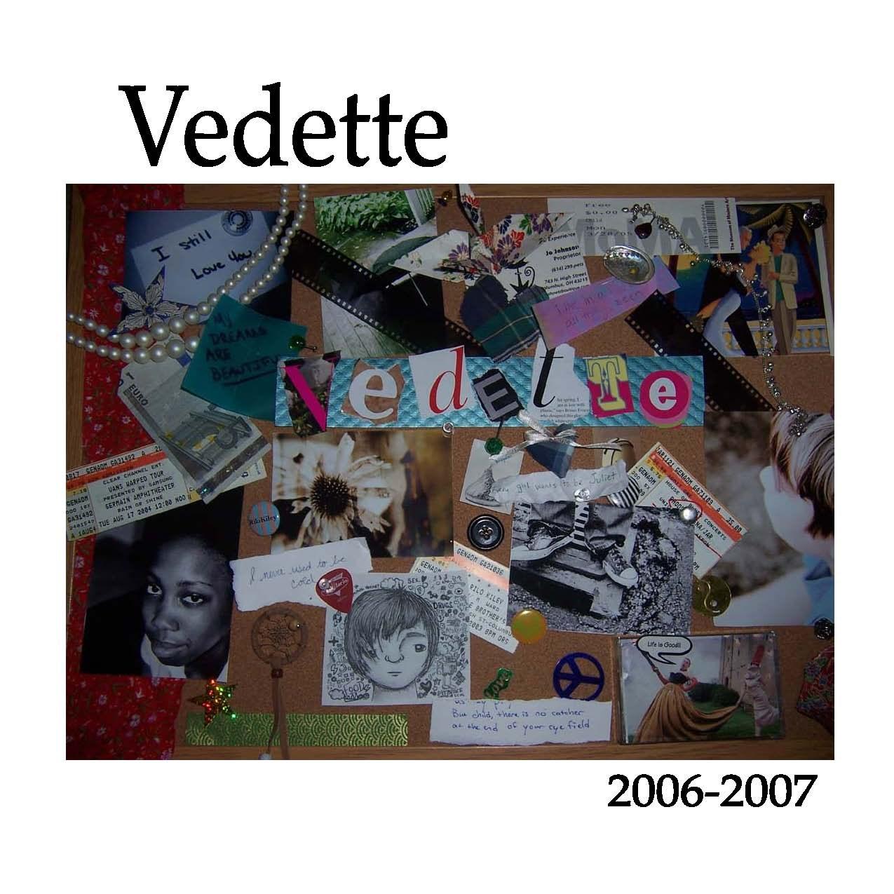 Vedette Cover 2006-2007