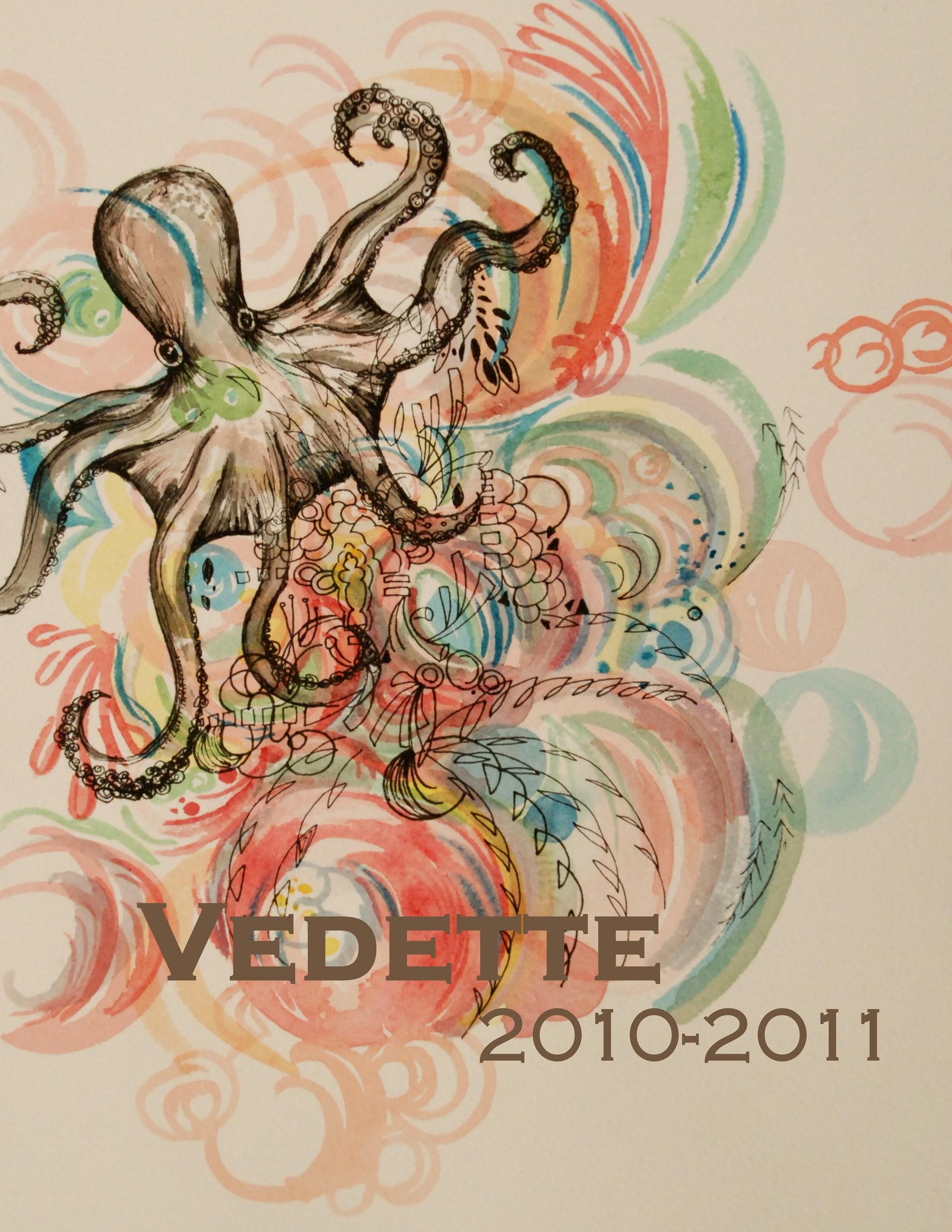 Vedette Cover 2010-2011