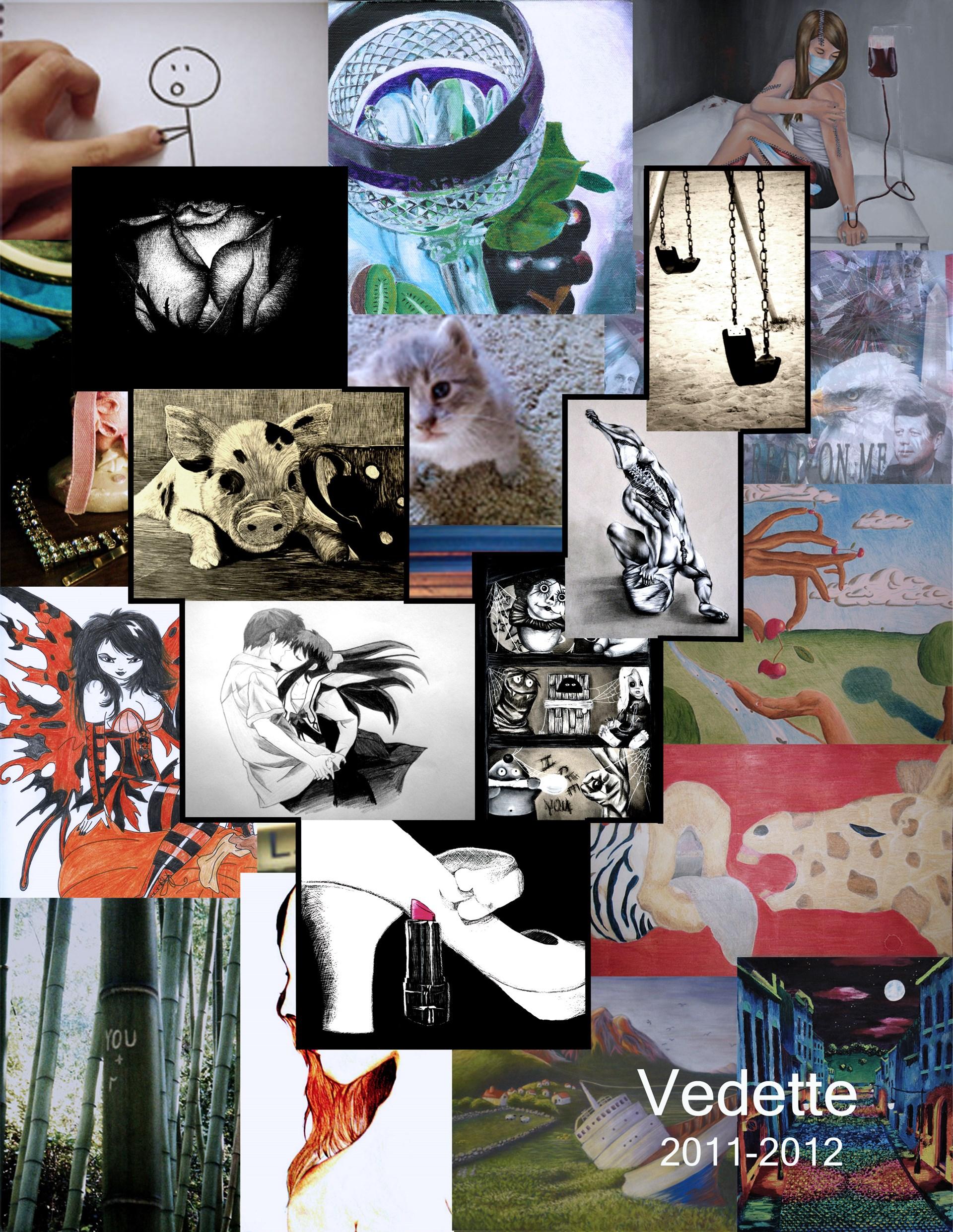 Vedette Cover 2011-2012