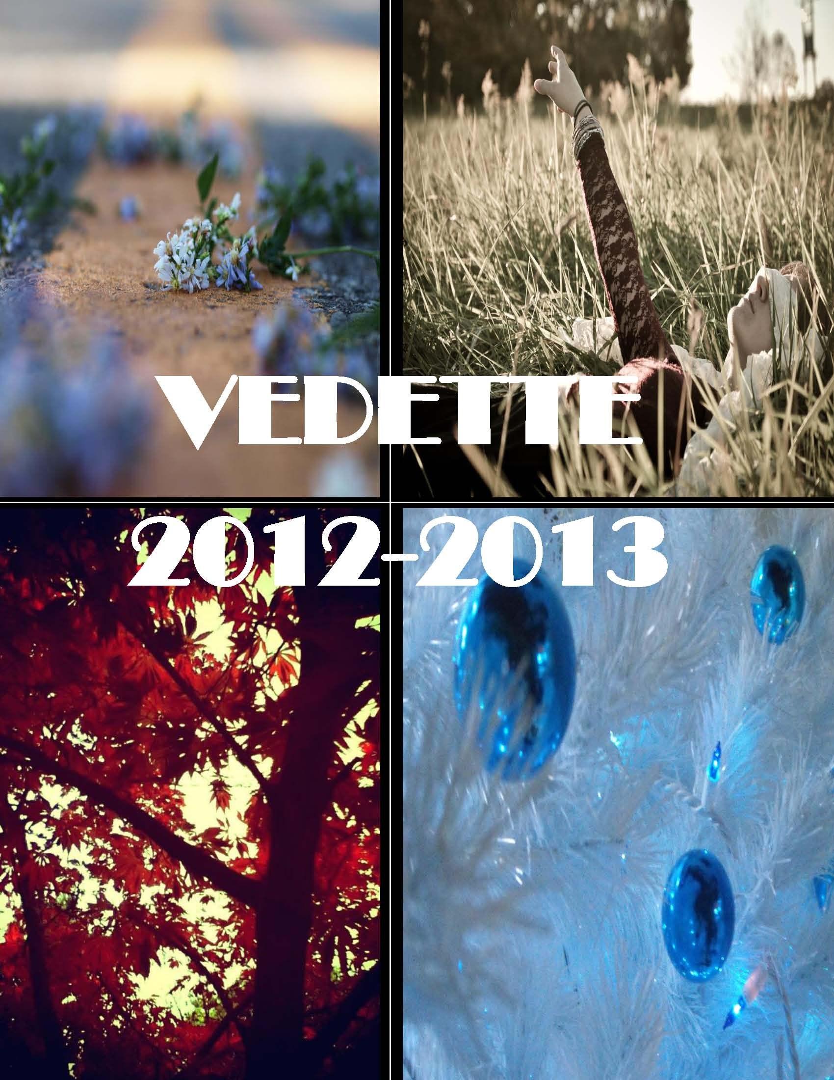Vedette Cover 2012-2013