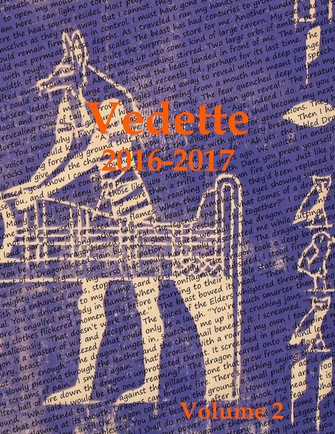 Vedette Cover 2016-2017 Volume 2