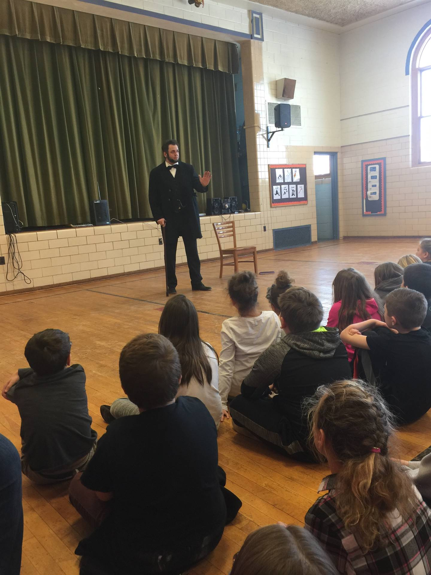 Abraham Lincoln Assembly