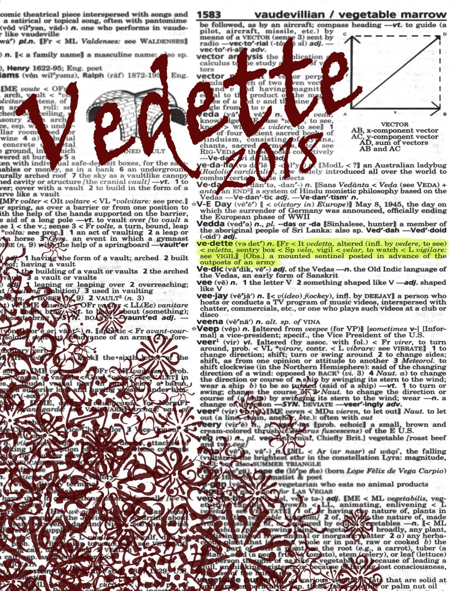 Vedette Cover 2017-2018
