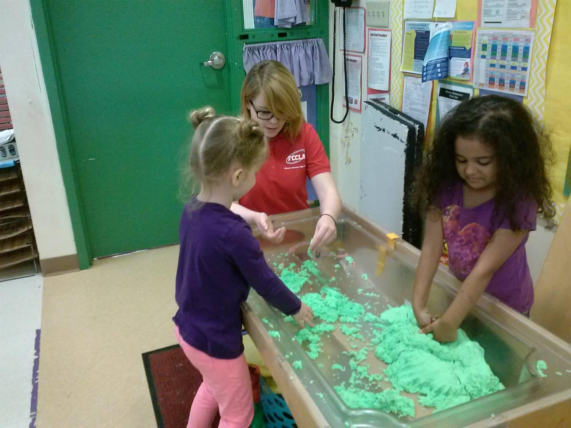 2016 preschool teaching