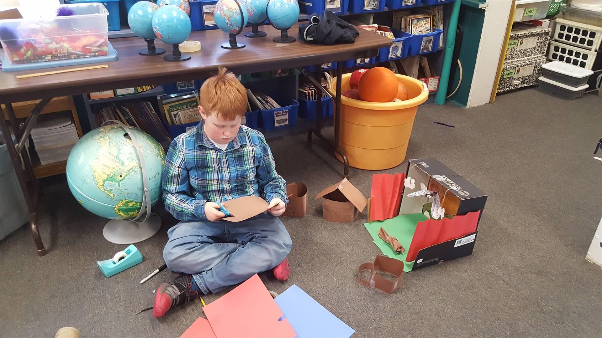 Borders at Play Preparation