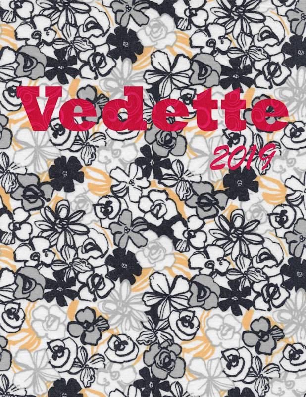 Vedette Cover 2018-2019