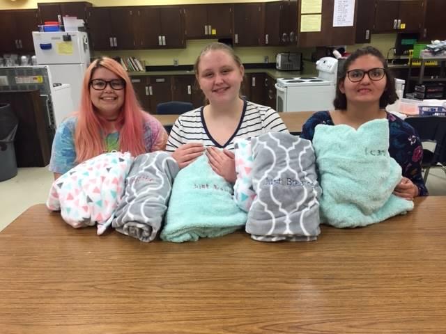 Blankets for Childrens Hospital