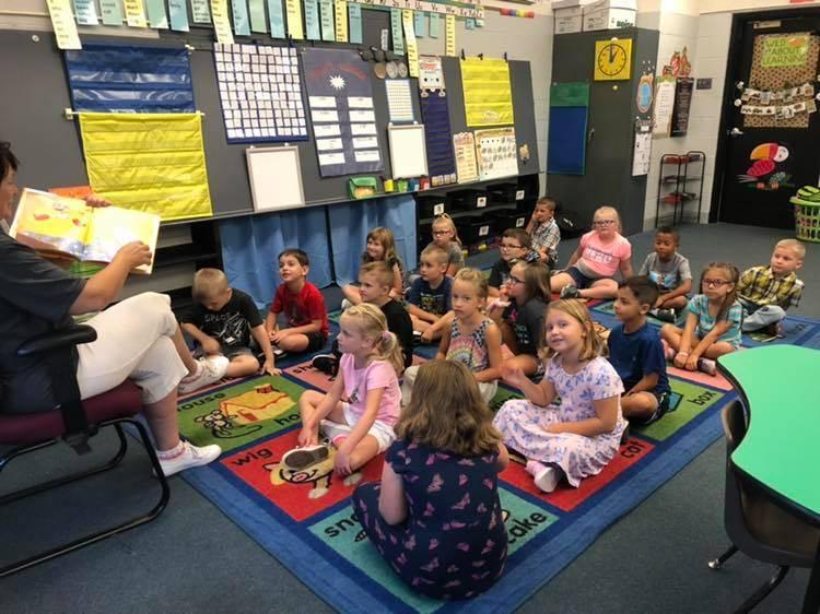 Mrs. Souhrada's class