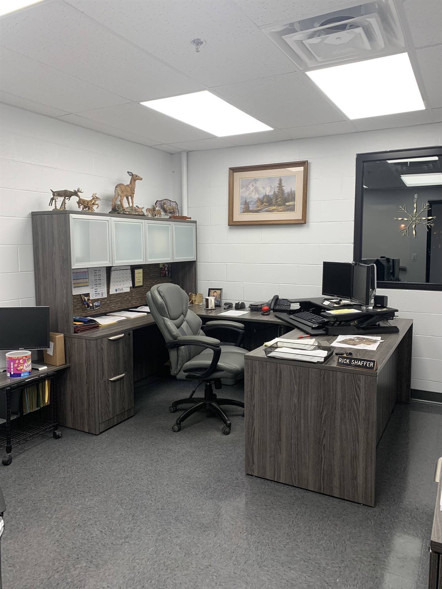 Maintenance Director office