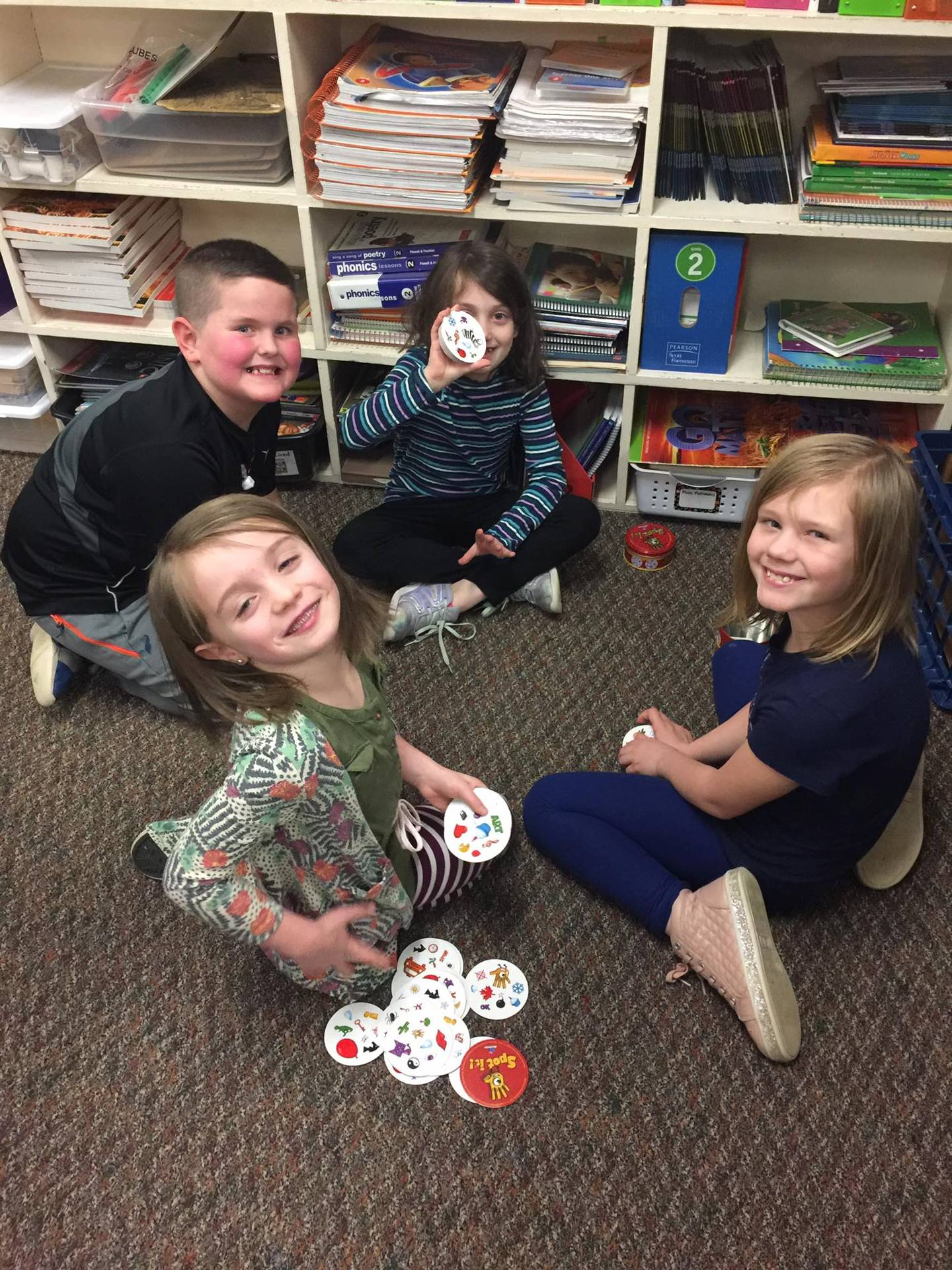 Celebrating the 100th Day of School with 100 minutes of play!