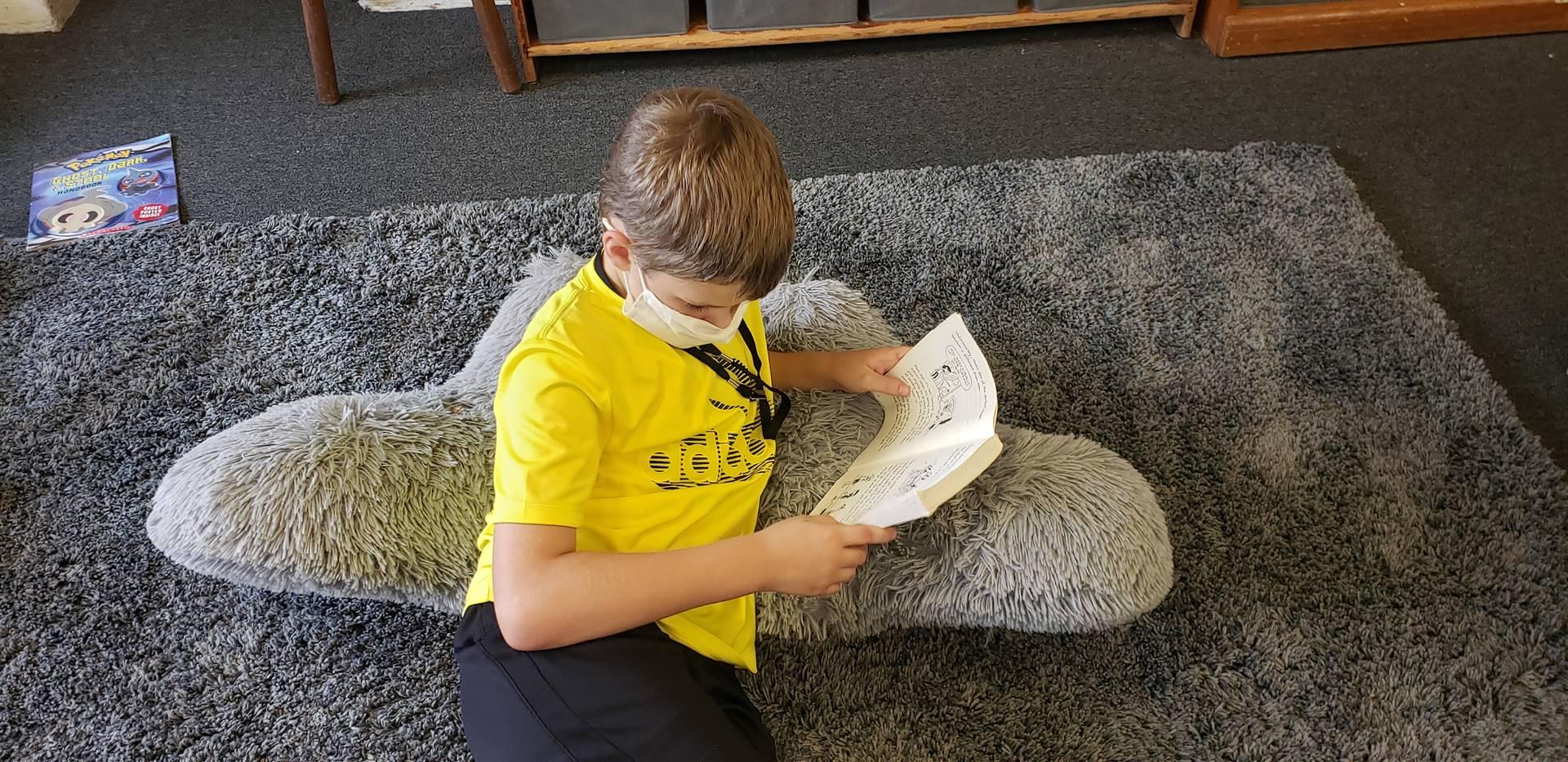 Practicing Reading Stamina