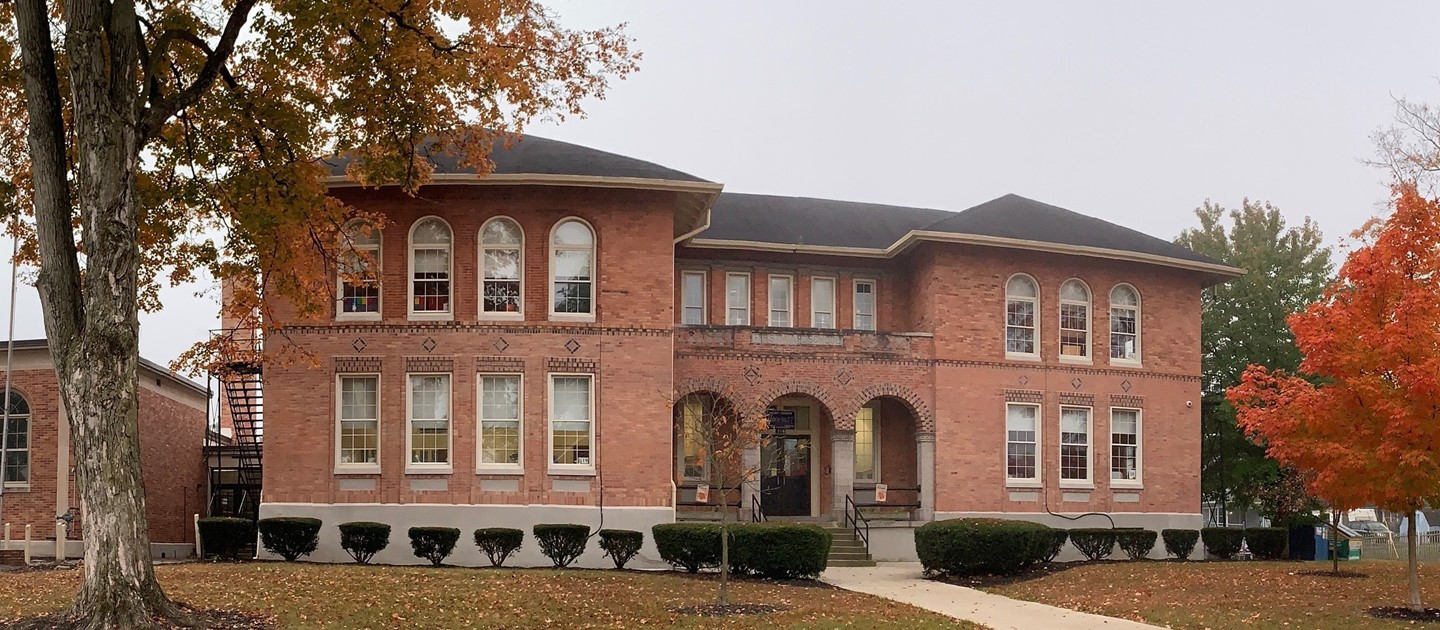 East Elementary in Autumn