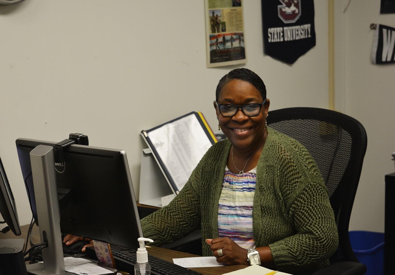 Mrs. Kennerly high school guidance counselor.