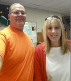 Picture of Mr. Cawrse and Mrs. Miller