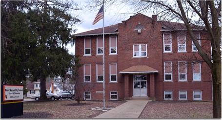 Mount Vernon Digital Academy entrance.