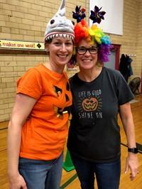 Third Grade Team: Kim Treber and Eileen Eilbacher