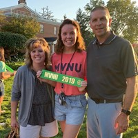 My family at MVNU move in